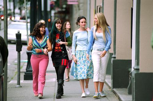 Quatro Amigas e um Jeans Viajante  Filme